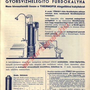 Thermofix-Étagefűtés