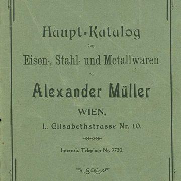 Alexander Müller vegyes háztartási