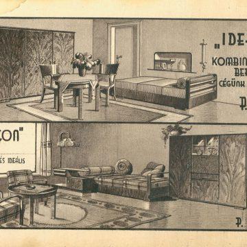 Eichel bútor boldog otthon 1938