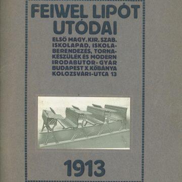 Feiwel Lipót iskolabútor