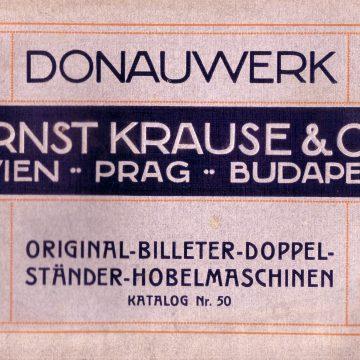 Ernst Krause hosszgyalu