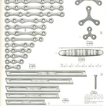 Csontsebészeti eszközök Aesculap