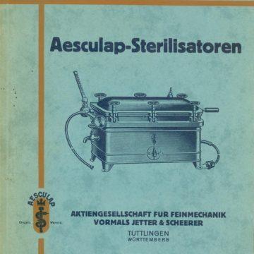 Sterilizátorok Aesculap