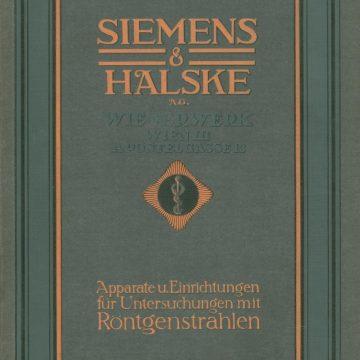 Siemens & Halske röntgenkészülékek