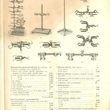 Calderoni műszerek és tanszerek