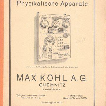 Max Kohl tanszerek II. kötet