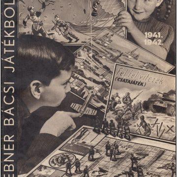 Liebner bácsi játékboltja