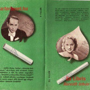 Nikotex dohányáru