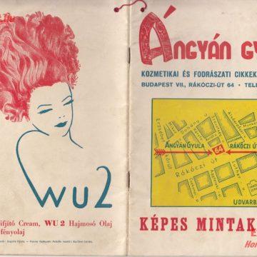 Ángyán Gyula fodrászati cikkek