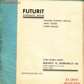 Futurit műgyanta termékek