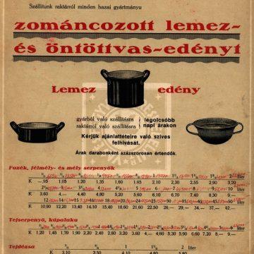 Lőwy Vas és Fegyverkereskedelmi Rt. 1925